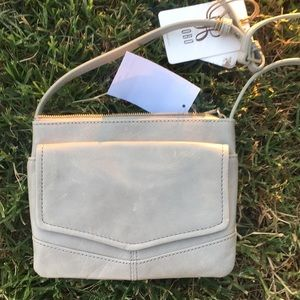 Small HOBO CROSSBODY NWT